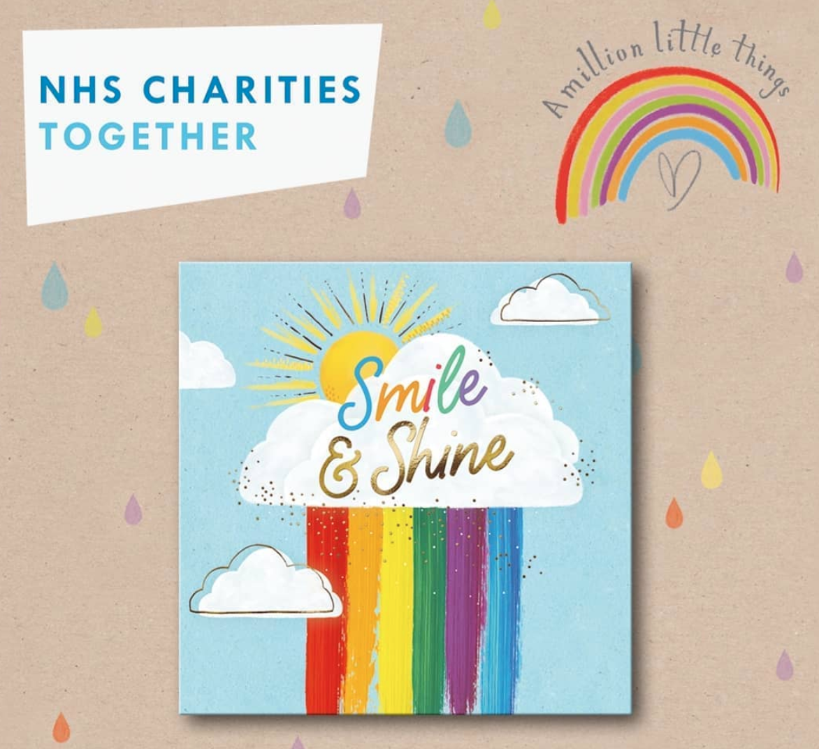 Above: GBCC's A Million Little Things collection, which raises money for the NHS Charities Together cause is one of the publisher's recent launches.