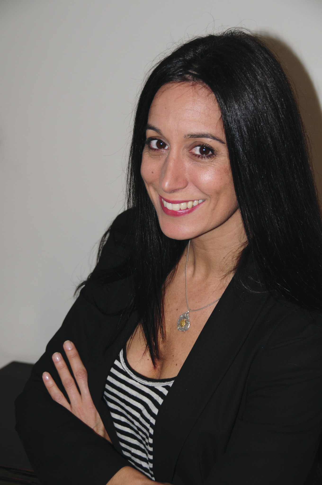 Above: Top Drawer's show director Alejandra Campos.