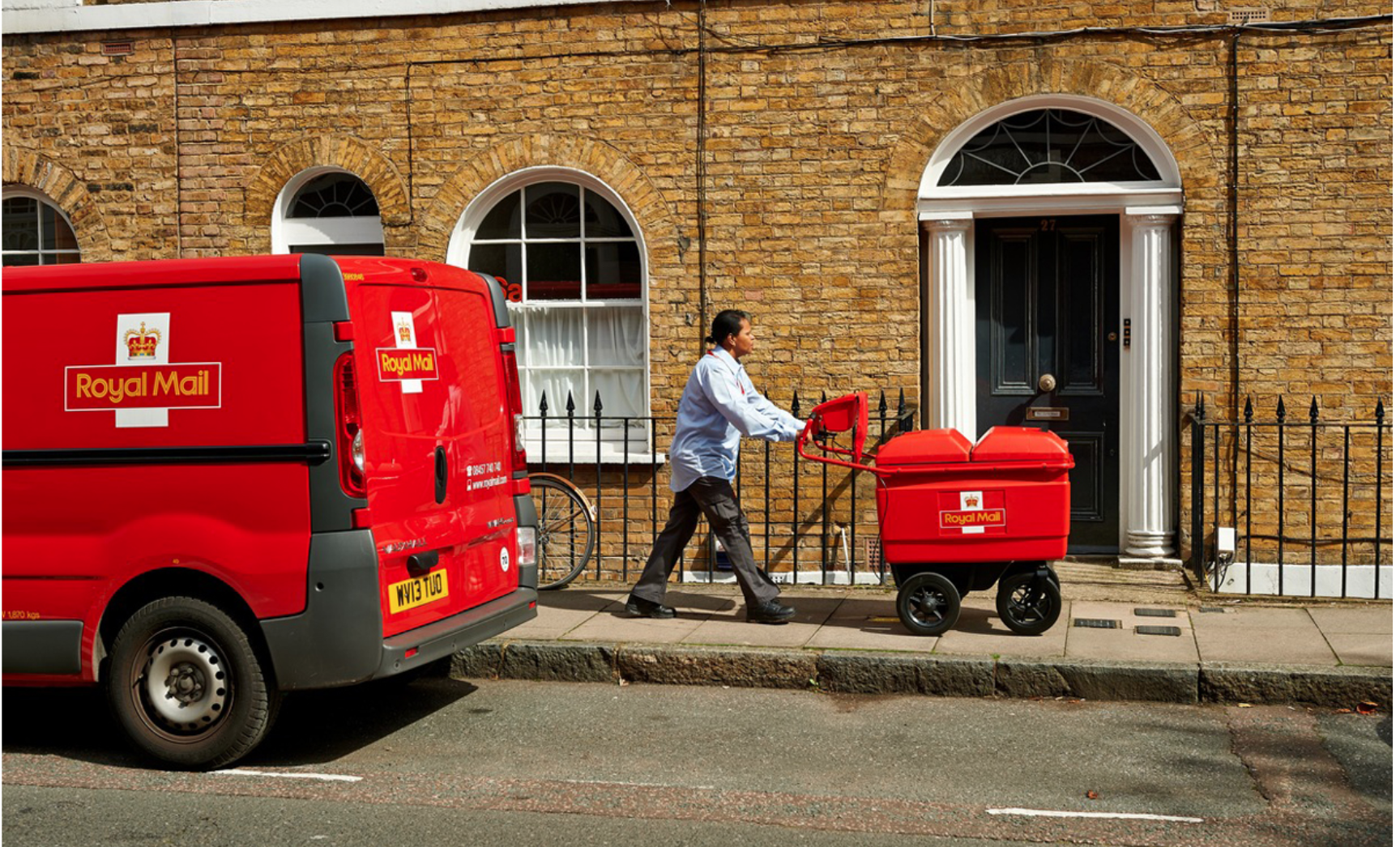 Above: The industry needs to be sure that greeting cards can be delivered efficiently by Royal Mail.