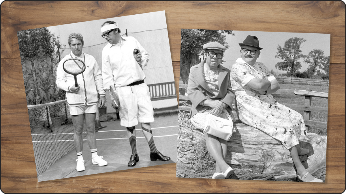 Above: The Alternative Image Company's rich portfolio of quirky retro photographic cards is now available from Holy Mackerel.