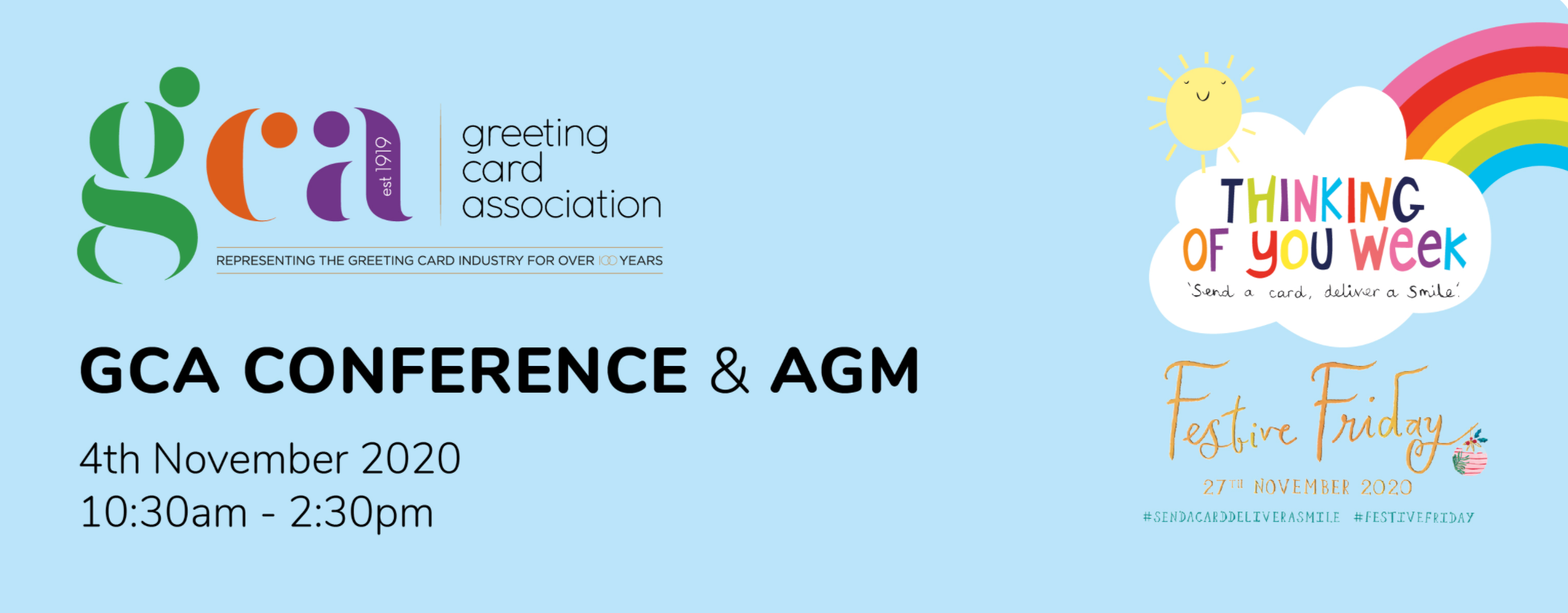 Above: The virtual platform of Hopin is being used to host the GCA Conference and AGM this year.