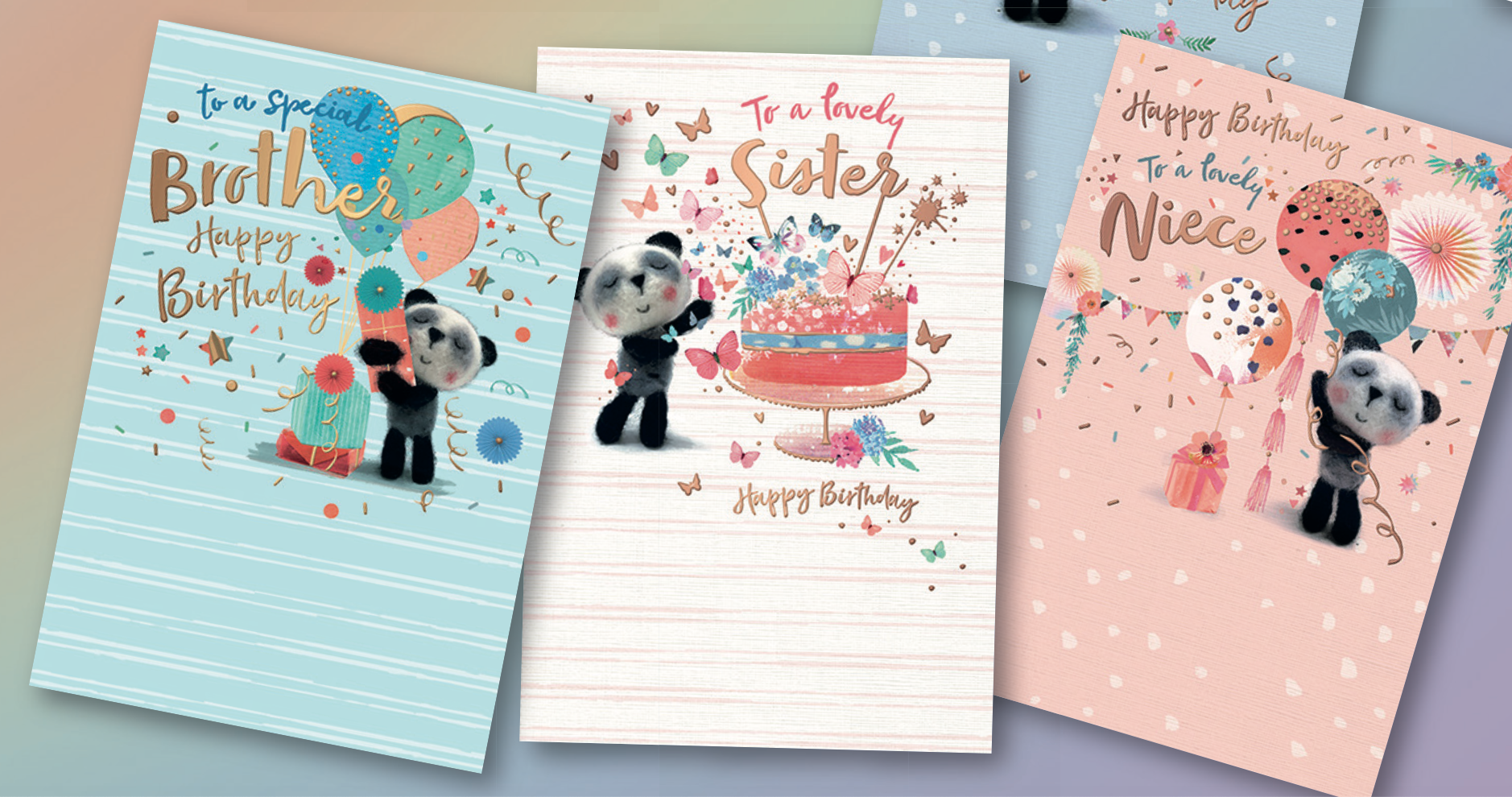 Above: Bam-Boo is one of the new launches from Words 'n' Wishes.