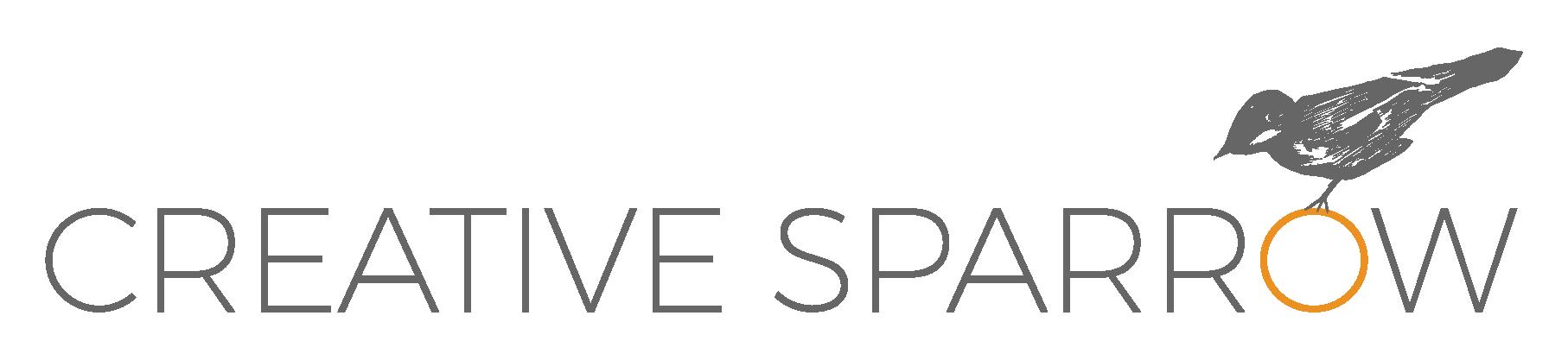 5B. Creative Sparrow Logo RGB