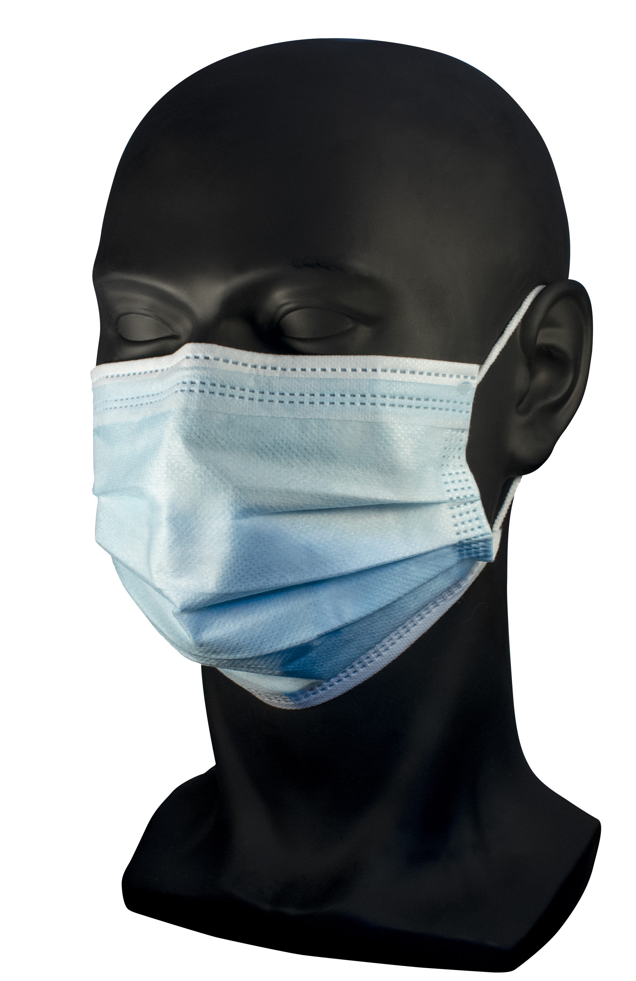 Above: The face coverings being manufactured by the Sherwood Group are suitable to use by general public, manufacturing staff as well as those working in non-healthcare settings.