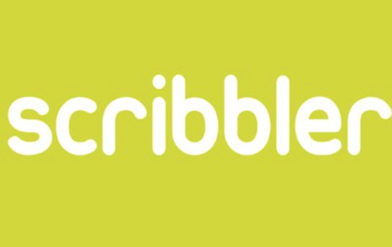 Above: Scribbler branding ventures out of its own stores and into Sainsbury's with the new collaboration.