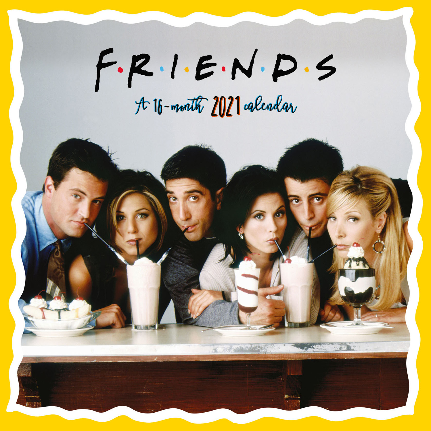 Above: Friends has held on to the 4th position for the second year in a row.