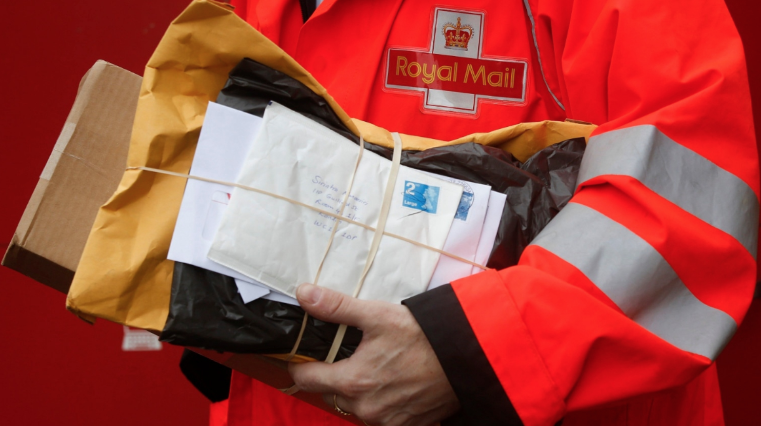Above: Safeguarding a highly regular and efficient postal service from Royal Mail is of paramount importance to the UK greeting card industry.