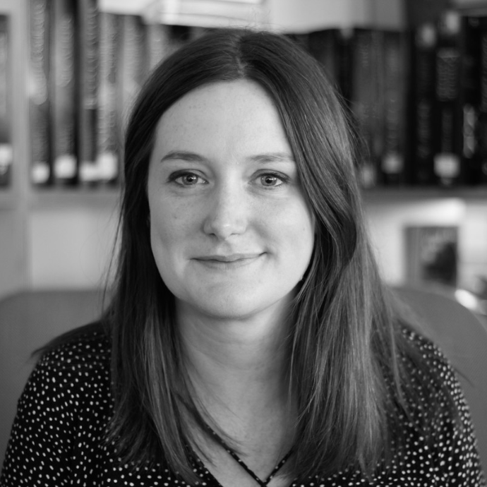 Above: Amy Fitzgerald, agent for Bright Art Licensing: