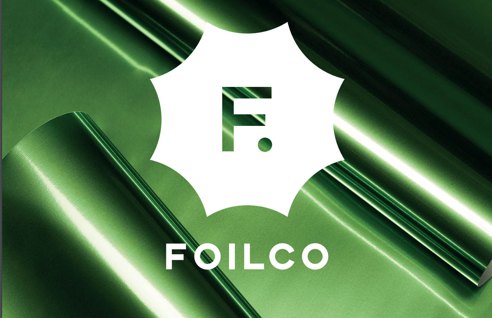 Above: Foilco has long been committed to the environmental concerns and feels that there are still a lot of misconceptions surrounding foil.