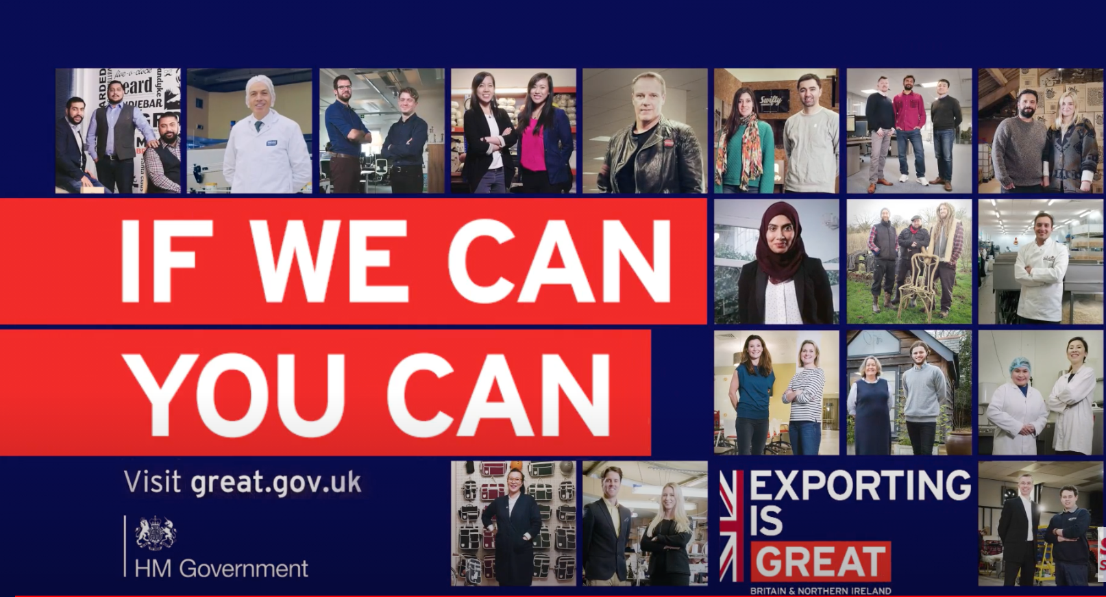 Above: Building on the Exporting is Great campaign, Emily Lambert, trade advisor from the Department of International Trade will be sharing what help is available for card companies and retailers from govt on the export front.