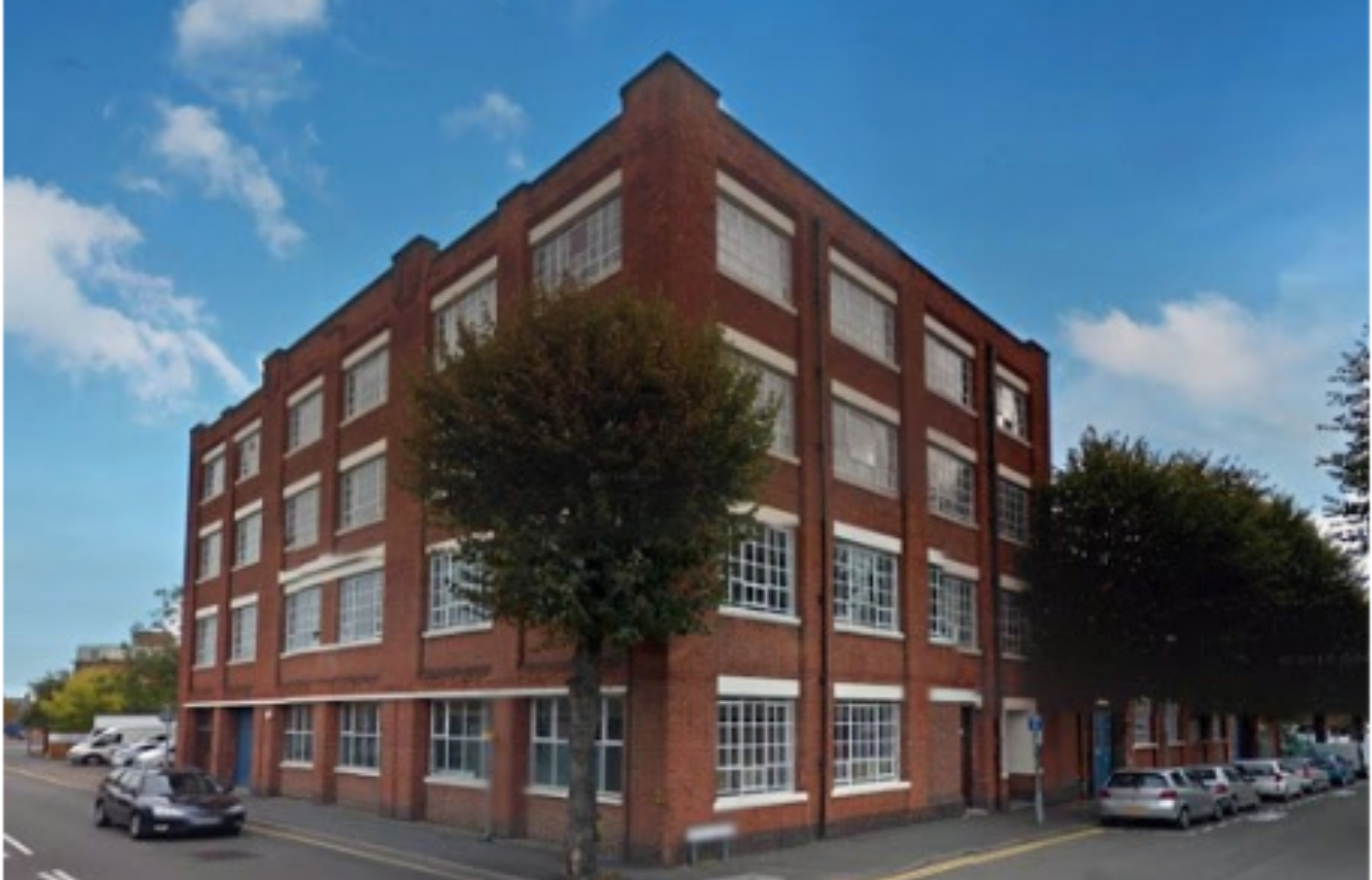 Above: Ohh Deer's new home is the top two floors of The Old Art College in Loughborough.
