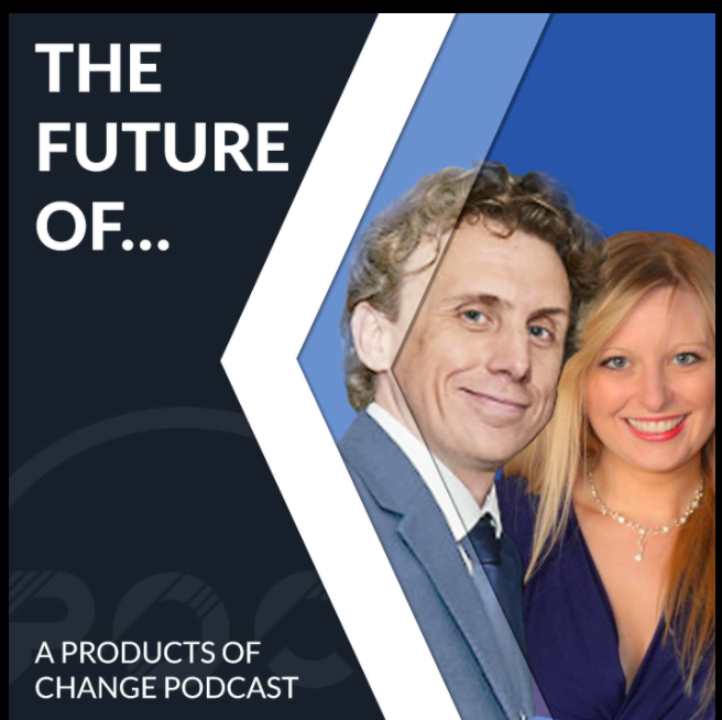 Above: Danilo's licensing director Dan Grant and marketing manager Claire Bates appear on a podcast and video on the site talking about the company's Green Team and the business' environmental aims.