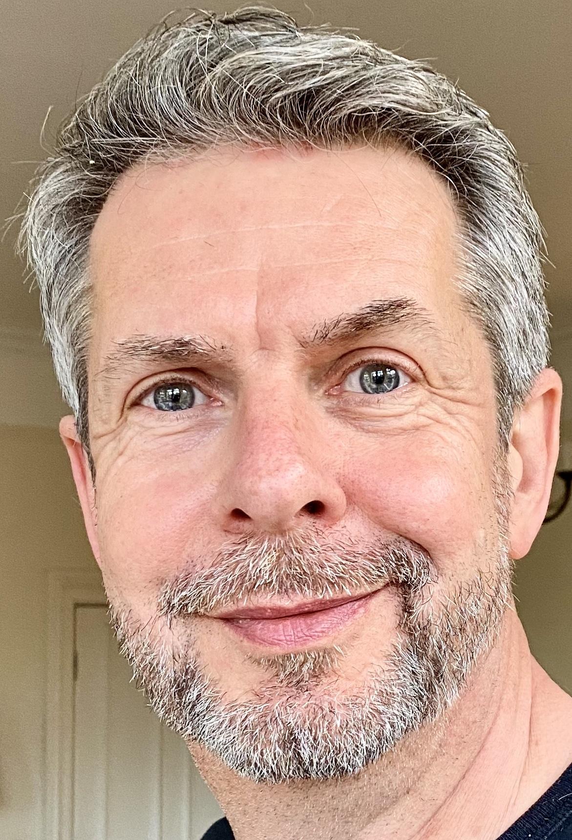 Above: Andrew Glen, md of Riverside Greetings.