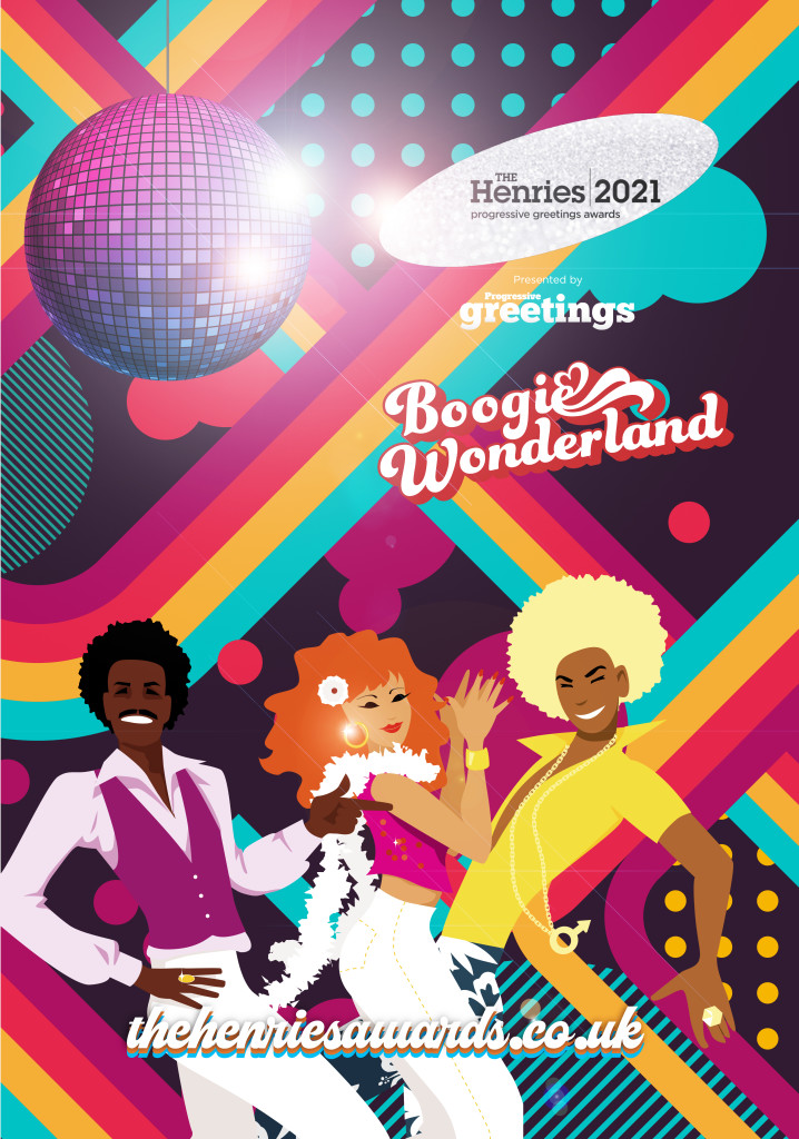 Above: The Henries 2021 winners will be unveiled at a Boogie Wonderland-themed real event on October 7.