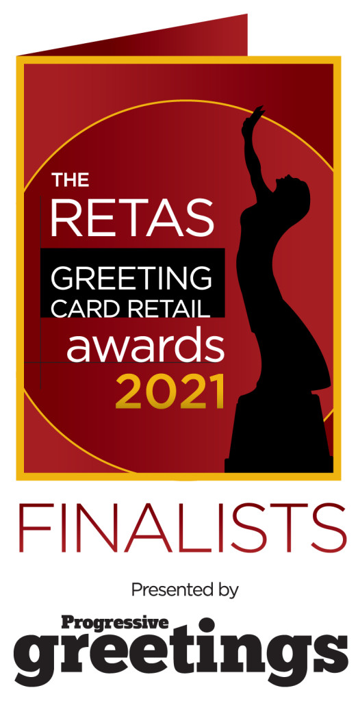 Above: The Retas 2021 will recognise and reward card retailing excellence across the spectrum.