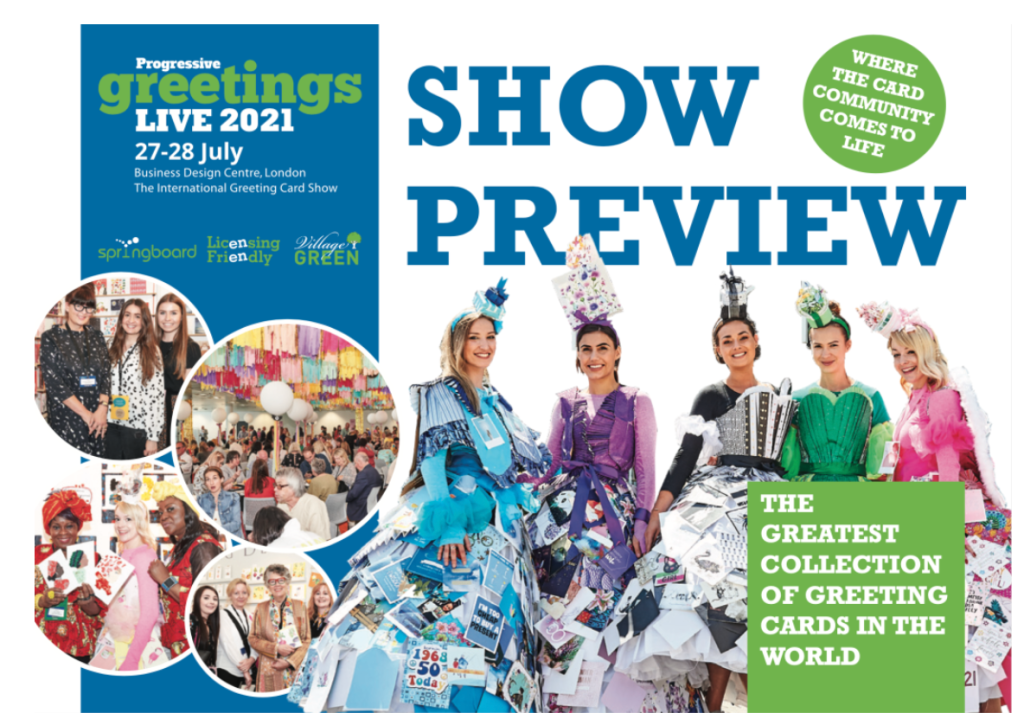 Above: The PG Live Show Preview gives a taster of what will be launched.