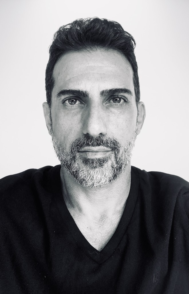 Above: Yair Hazan, co-founder of Greetanica.