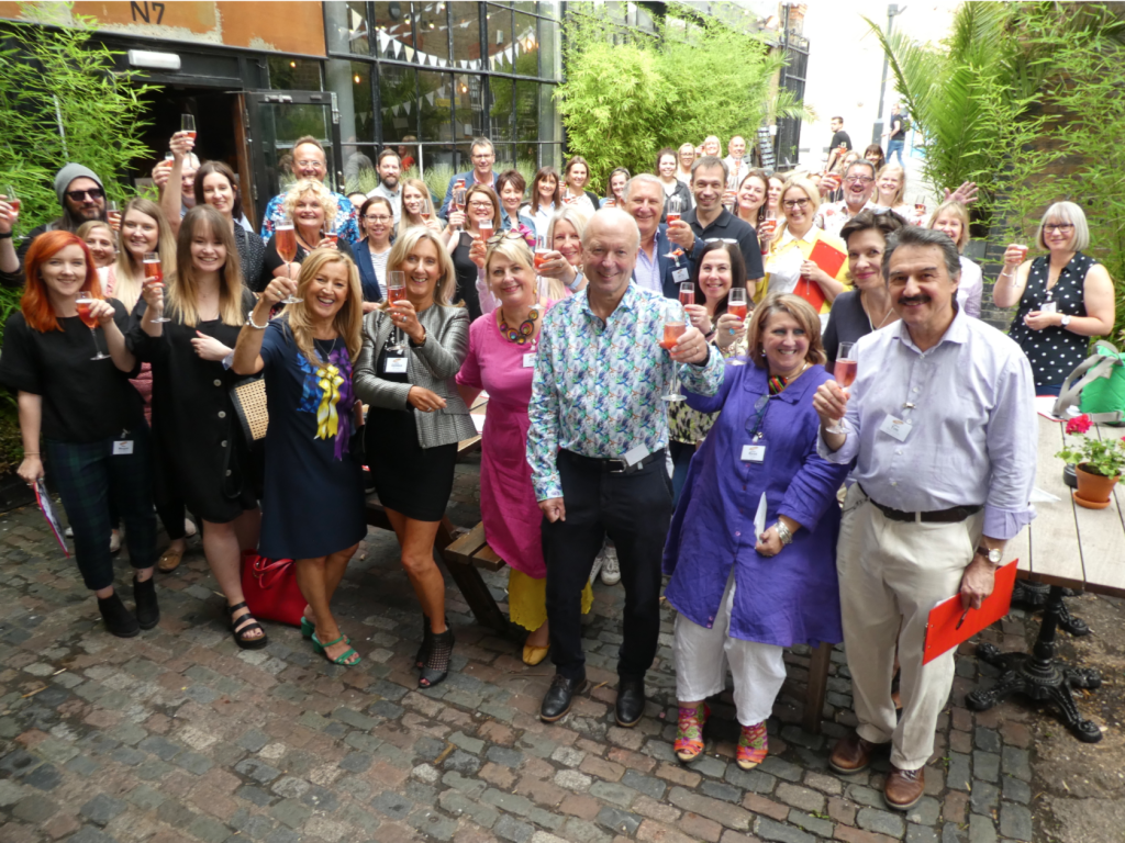 Above: The 2019 Henries Judging Panel and Henries' organisers. Although this year the judging is online, the Judging Panel will be made up of equally enthusiastic retailers.