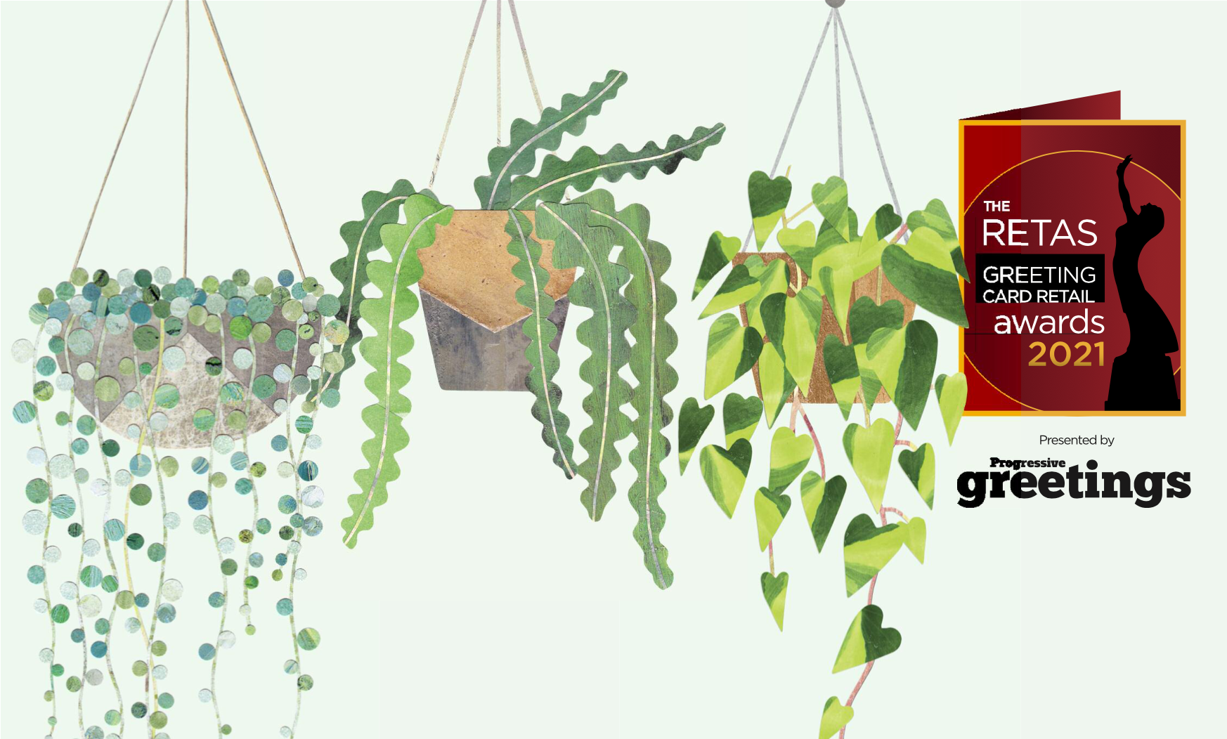 Above: The Retas awards event will this year take on a Finery of Greenery theme.